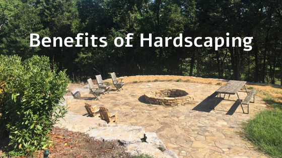 Benefits of Hardscaping