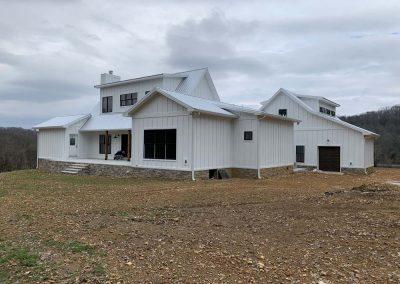 Custom Farm Style Home Design & Build