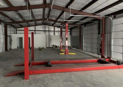 Custom Commercial Auto Shop Design & Build