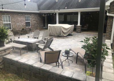 Custom Home Patio Design & Build