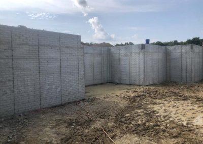 Custom Concrete Basement & Walls